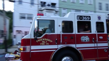 Apparatus Parade during Citz Fest, Citizens Fire Company, Mahanoy City, 8-21-2015 (135)