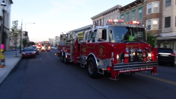 Apparatus Parade during Citz Fest, Citizens Fire Company, Mahanoy City, 8-21-2015 (160)
