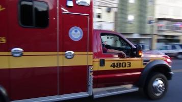 Apparatus Parade during Citz Fest, Citizens Fire Company, Mahanoy City, 8-21-2015 (165)