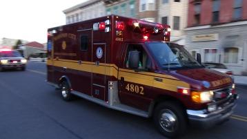 Apparatus Parade during Citz Fest, Citizens Fire Company, Mahanoy City, 8-21-2015 (166)