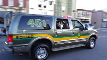 Apparatus Parade during Citz Fest, Citizens Fire Company, Mahanoy City, 8-21-2015 (168)