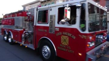 Apparatus Parade during Citz Fest, Citizens Fire Company, Mahanoy City, 8-21-2015 (170)