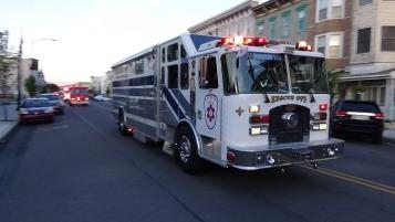 Apparatus Parade during Citz Fest, Citizens Fire Company, Mahanoy City, 8-21-2015 (179)