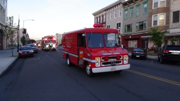 Apparatus Parade during Citz Fest, Citizens Fire Company, Mahanoy City, 8-21-2015 (181)