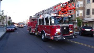 Apparatus Parade during Citz Fest, Citizens Fire Company, Mahanoy City, 8-21-2015 (183)