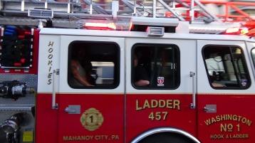 Apparatus Parade during Citz Fest, Citizens Fire Company, Mahanoy City, 8-21-2015 (184)