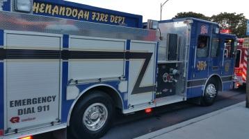 Apparatus Parade during Citz Fest, Citizens Fire Company, Mahanoy City, 8-21-2015 (19)
