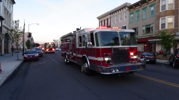Apparatus Parade during Citz Fest, Citizens Fire Company, Mahanoy City, 8-21-2015 (196)