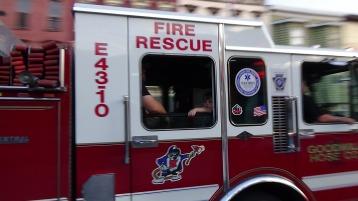 Apparatus Parade during Citz Fest, Citizens Fire Company, Mahanoy City, 8-21-2015 (198)