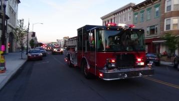 Apparatus Parade during Citz Fest, Citizens Fire Company, Mahanoy City, 8-21-2015 (199)