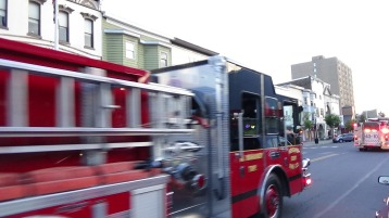 Apparatus Parade during Citz Fest, Citizens Fire Company, Mahanoy City, 8-21-2015 (200)