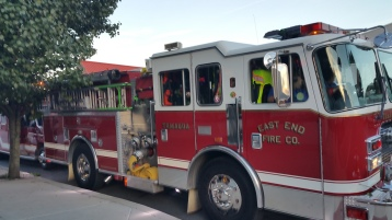 Apparatus Parade during Citz Fest, Citizens Fire Company, Mahanoy City, 8-21-2015 (21)