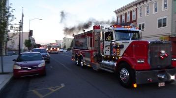 Apparatus Parade during Citz Fest, Citizens Fire Company, Mahanoy City, 8-21-2015 (210)