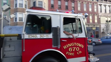 Apparatus Parade during Citz Fest, Citizens Fire Company, Mahanoy City, 8-21-2015 (214)