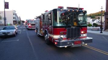 Apparatus Parade during Citz Fest, Citizens Fire Company, Mahanoy City, 8-21-2015 (219)