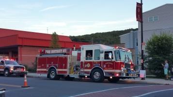 Apparatus Parade during Citz Fest, Citizens Fire Company, Mahanoy City, 8-21-2015 (22)