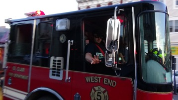 Apparatus Parade during Citz Fest, Citizens Fire Company, Mahanoy City, 8-21-2015 (220)