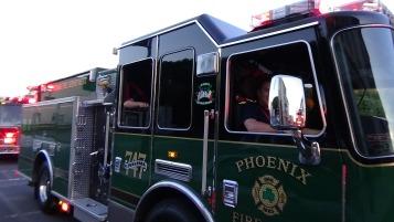 Apparatus Parade during Citz Fest, Citizens Fire Company, Mahanoy City, 8-21-2015 (225)