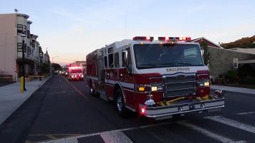 Apparatus Parade during Citz Fest, Citizens Fire Company, Mahanoy City, 8-21-2015 (232)