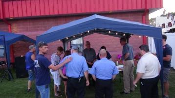 Apparatus Parade during Citz Fest, Citizens Fire Company, Mahanoy City, 8-21-2015 (261)