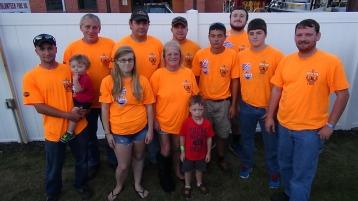 Apparatus Parade during Citz Fest, Citizens Fire Company, Mahanoy City, 8-21-2015 (267)