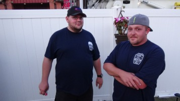 Apparatus Parade during Citz Fest, Citizens Fire Company, Mahanoy City, 8-21-2015 (269)