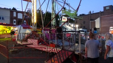 Apparatus Parade during Citz Fest, Citizens Fire Company, Mahanoy City, 8-21-2015 (310)
