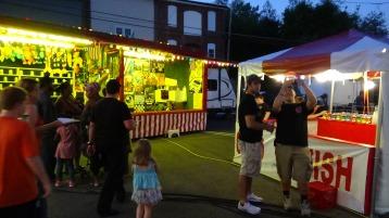 Apparatus Parade during Citz Fest, Citizens Fire Company, Mahanoy City, 8-21-2015 (314)