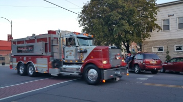 Apparatus Parade during Citz Fest, Citizens Fire Company, Mahanoy City, 8-21-2015 (43)