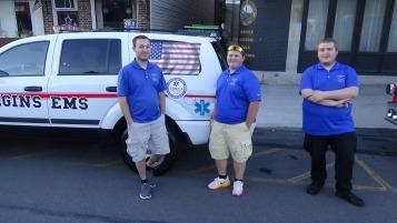 Apparatus Parade during Citz Fest, Citizens Fire Company, Mahanoy City, 8-21-2015 (67)