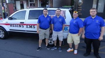 Apparatus Parade during Citz Fest, Citizens Fire Company, Mahanoy City, 8-21-2015 (68)
