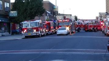 Apparatus Parade during Citz Fest, Citizens Fire Company, Mahanoy City, 8-21-2015 (73)