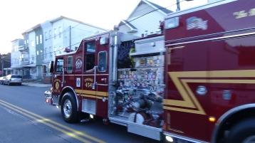 Apparatus Parade during Citz Fest, Citizens Fire Company, Mahanoy City, 8-21-2015 (76)
