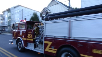 Apparatus Parade during Citz Fest, Citizens Fire Company, Mahanoy City, 8-21-2015 (82)