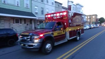 Apparatus Parade during Citz Fest, Citizens Fire Company, Mahanoy City, 8-21-2015 (83)