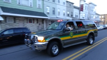 Apparatus Parade during Citz Fest, Citizens Fire Company, Mahanoy City, 8-21-2015 (86)