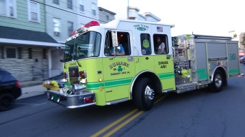 Apparatus Parade during Citz Fest, Citizens Fire Company, Mahanoy City, 8-21-2015 (88)