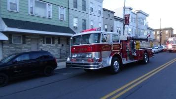 Apparatus Parade during Citz Fest, Citizens Fire Company, Mahanoy City, 8-21-2015 (91)