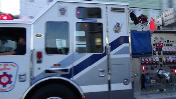 Apparatus Parade during Citz Fest, Citizens Fire Company, Mahanoy City, 8-21-2015 (93)