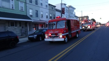 Apparatus Parade during Citz Fest, Citizens Fire Company, Mahanoy City, 8-21-2015 (99)
