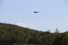 Army National Guard Helicopter Takes Part in Search for Missing Tamaqua Man (110)