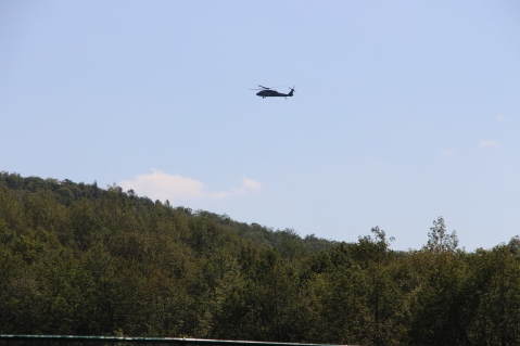 Army National Guard Helicopter Takes Part in Search for Missing Tamaqua Man (111)