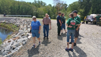 Celebrating 100 Years of PA Forestry, Owl Creek Reservoir, Tamaqua (101)
