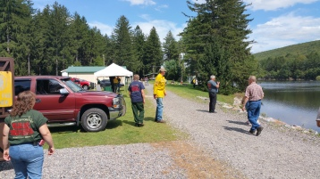 Celebrating 100 Years of PA Forestry, Owl Creek Reservoir, Tamaqua (104)