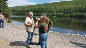 Celebrating 100 Years of PA Forestry, Owl Creek Reservoir, Tamaqua (105)