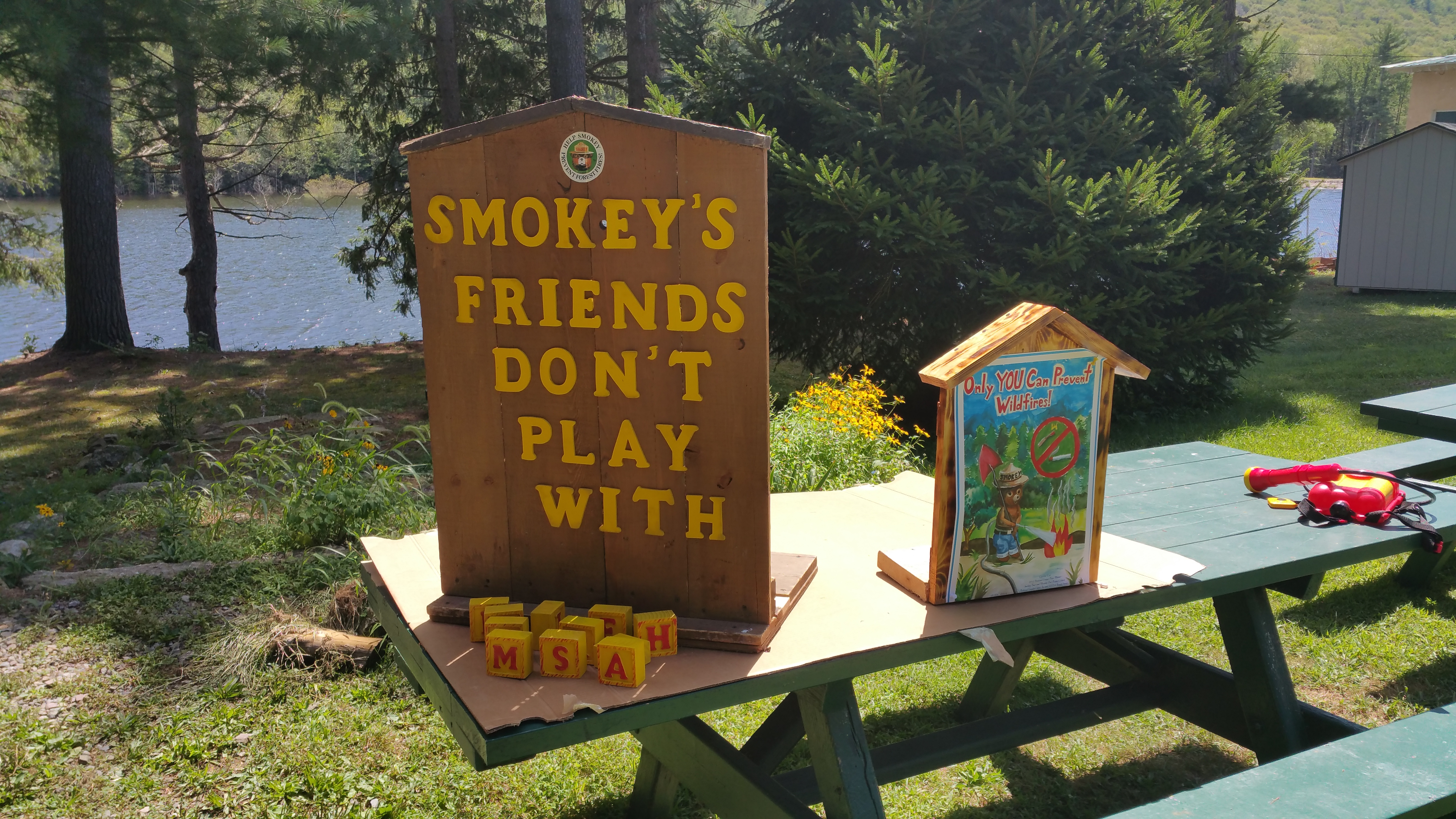 100th anniversary celebration of pa forest fire wardens for Owl creek
