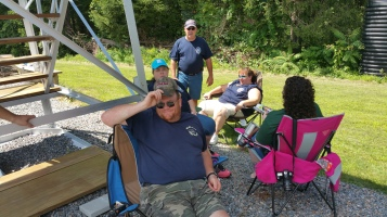Celebrating 100 Years of PA Forestry, Owl Creek Reservoir, Tamaqua (37)