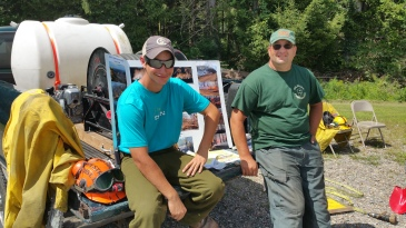 Celebrating 100 Years of PA Forestry, Owl Creek Reservoir, Tamaqua (44)