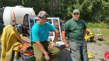 Celebrating 100 Years of PA Forestry, Owl Creek Reservoir, Tamaqua (45)