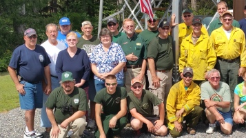Celebrating 100 Years of PA Forestry, Owl Creek Reservoir, Tamaqua (93)